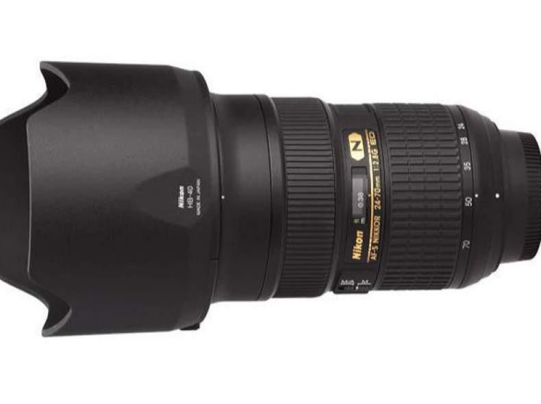 23064 NIKKOR AF-S 24-70 mm f/2.8G ED