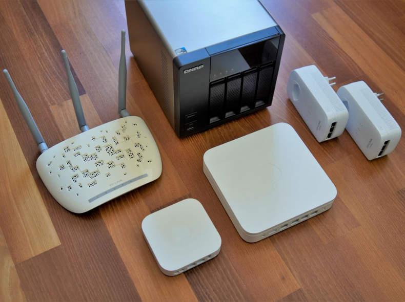 23077 Netzwerk diverse Geräte