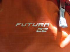 23080 Rucksack Deuter Futura 22 AC