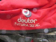 23083 Rucksack Deuter Futura 32 AC