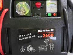 23084 Starthilfe mit Kompressor