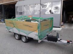 23120 Anhänger elektrisch kippbar 3,5t
