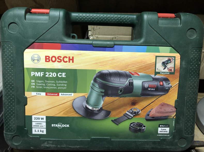 23132 Bosch Multifunktionswerkzeug
