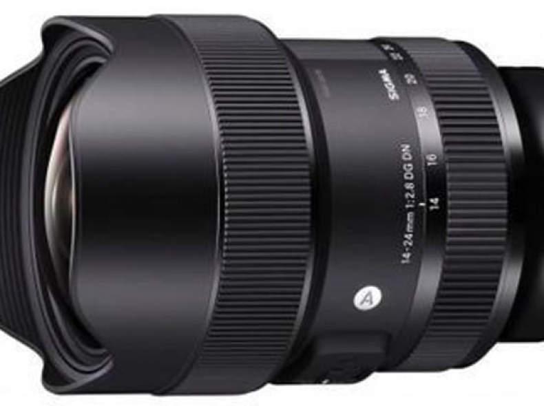 23205 Sigma 14-24mm f2.8 sony e-mount