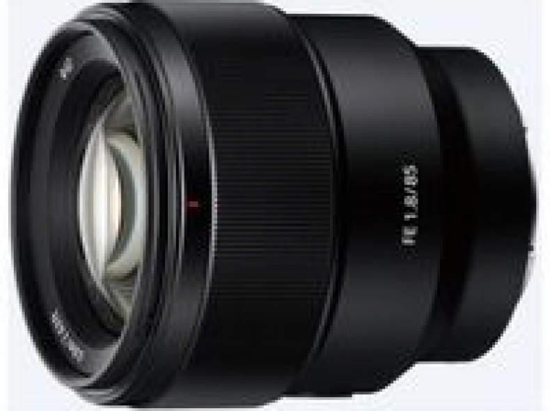 23206 Sony fe 85mm 1.8
