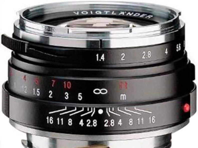 23211 Voigtländer Nokton 35mm F 1.4