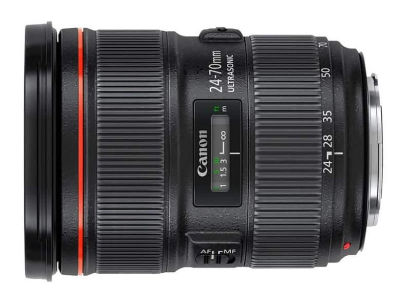 23225 Canon EF 24-70mm f/2.8 L II USM