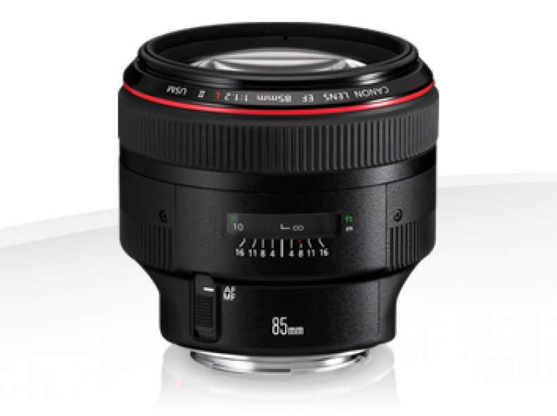 23226 Canon EF 85mm f/1.2L II USM