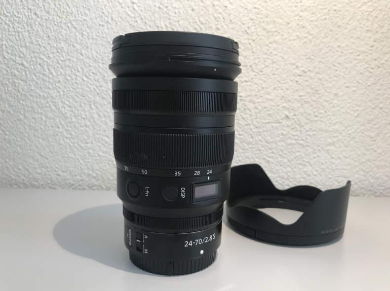 23236 Nikon Nikkor Z 24-70 mm F/2.8 S