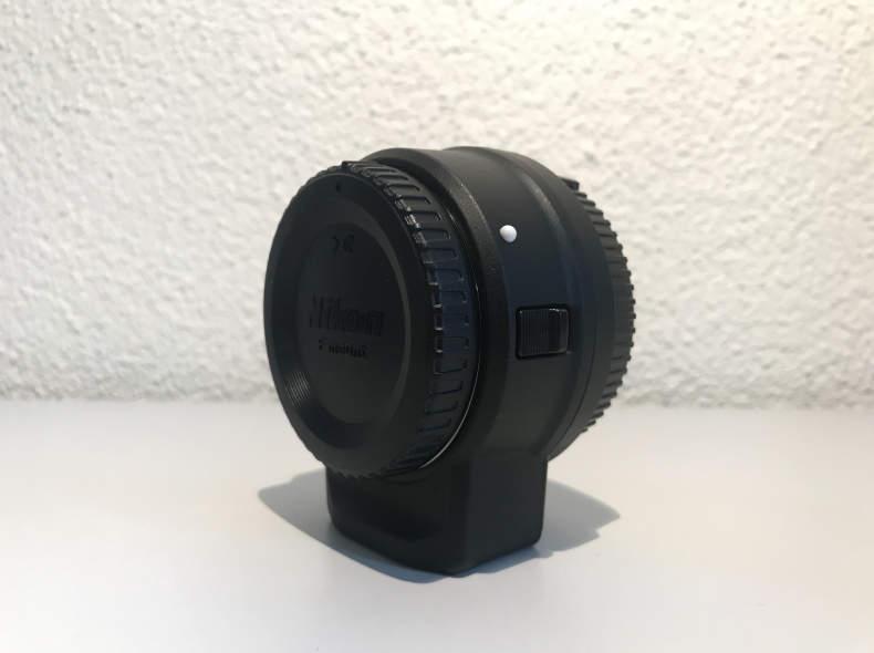 23240 Nikon FTZ Objektivadapter