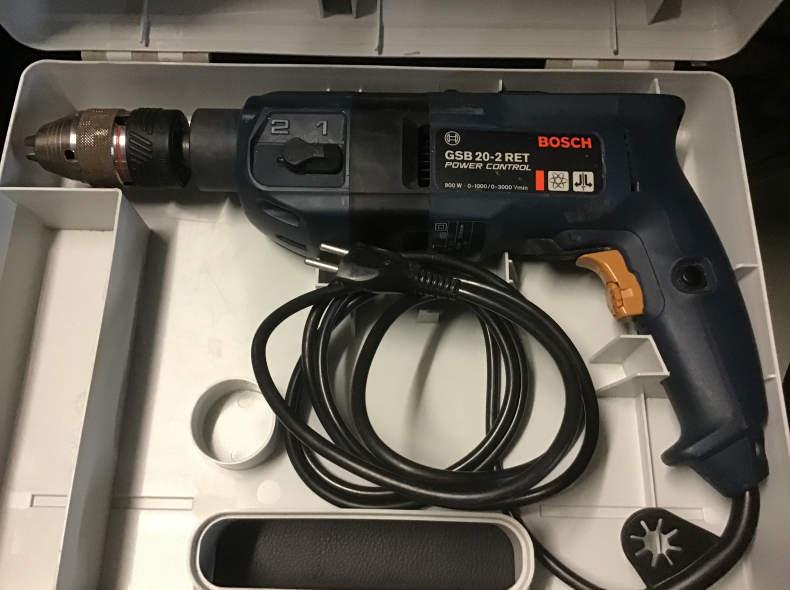 23270 Bosch Bohrmaschine 230 V