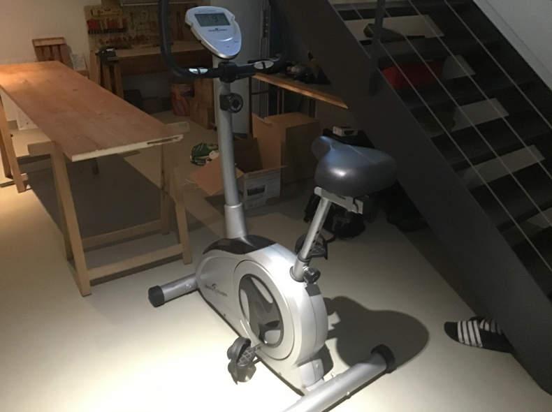 23272 Fitness Hometrainer