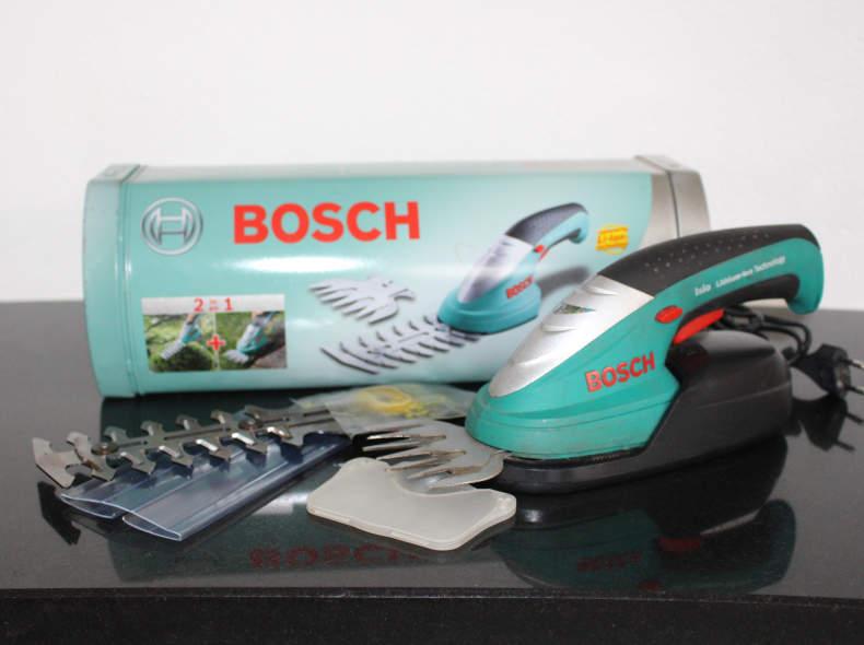23310 Bosch Akku Gras/Strauchschere