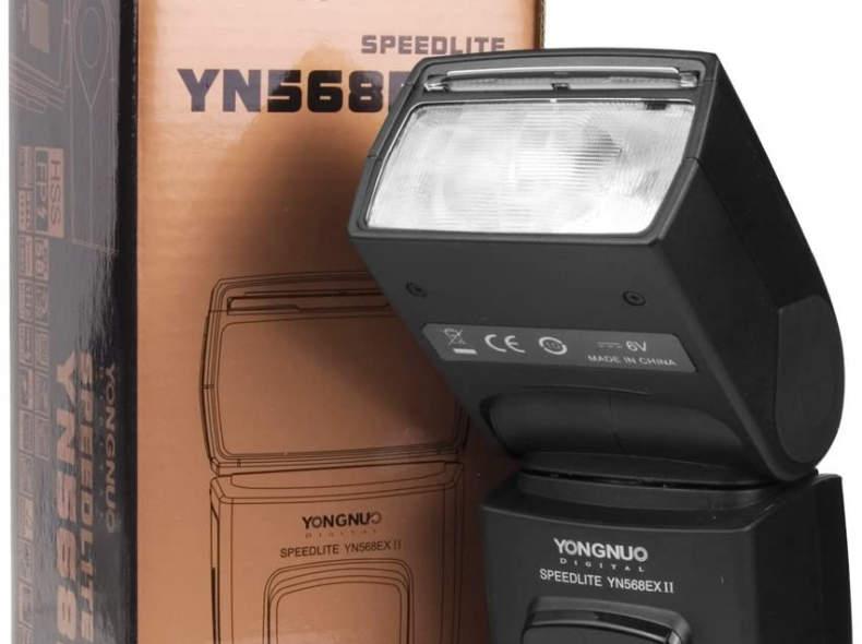 23359 Yongnuo YN-568EX II - Flash