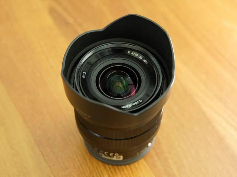 23367 Sony E-Mount 10-18mm F4 (APS-C)