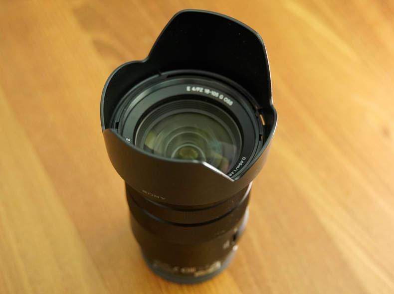 23368 Sony E-Mount 18-105mm F4 (APS-C)