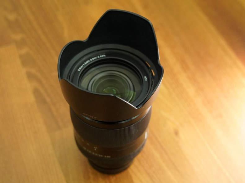 23369 Sony E-Mount 24-240mm F3.5-6.3