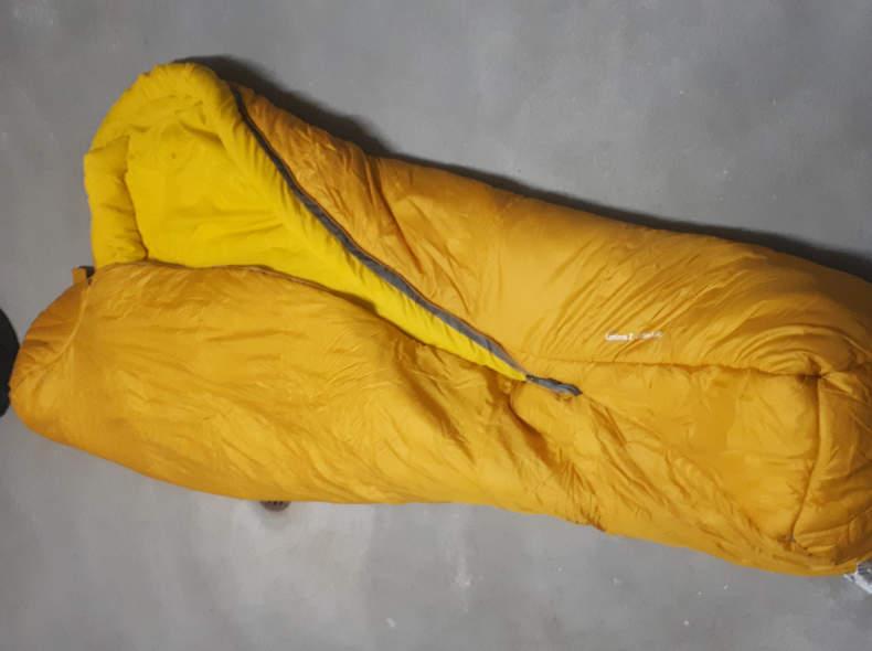 23373 4x Winter Schlafsack -26°C