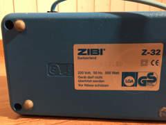23423 Ballonaufblasgerät Zibi Z-32