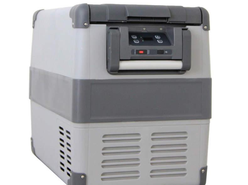 23428 Kompressor Kühlbox 50L Weber