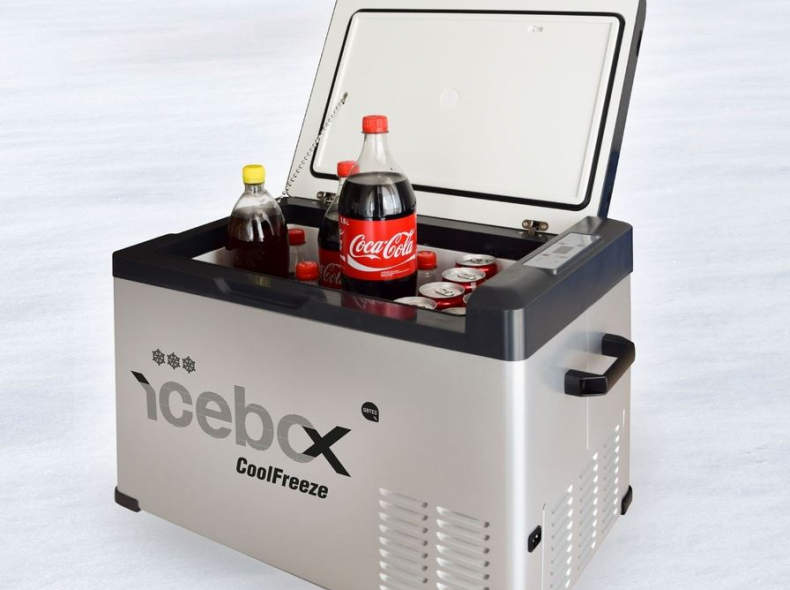 23429 Kompressorkühlbox Icebox 30l