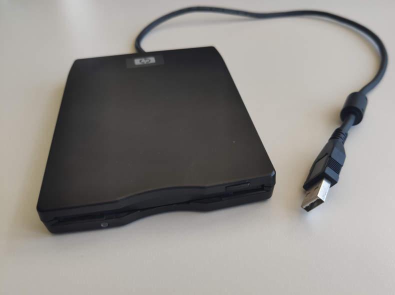 23443 USB Diskettenlaufwerk Floppy