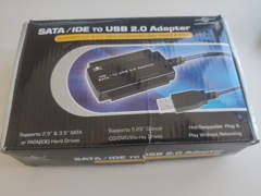 23444 IDE / SATA to USB Adapter