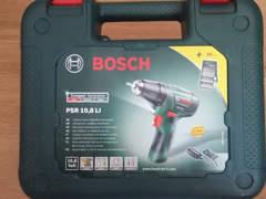 23460 Akku-Bohrschrauber PSR 10,8LI Bosch