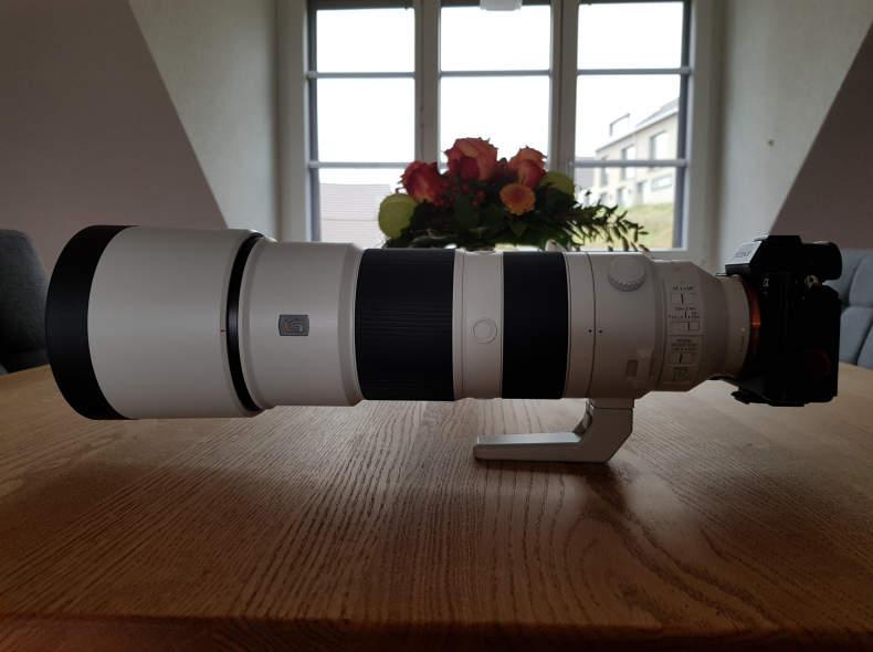 23469 SONY FE 200-600 mm Supertelezoom