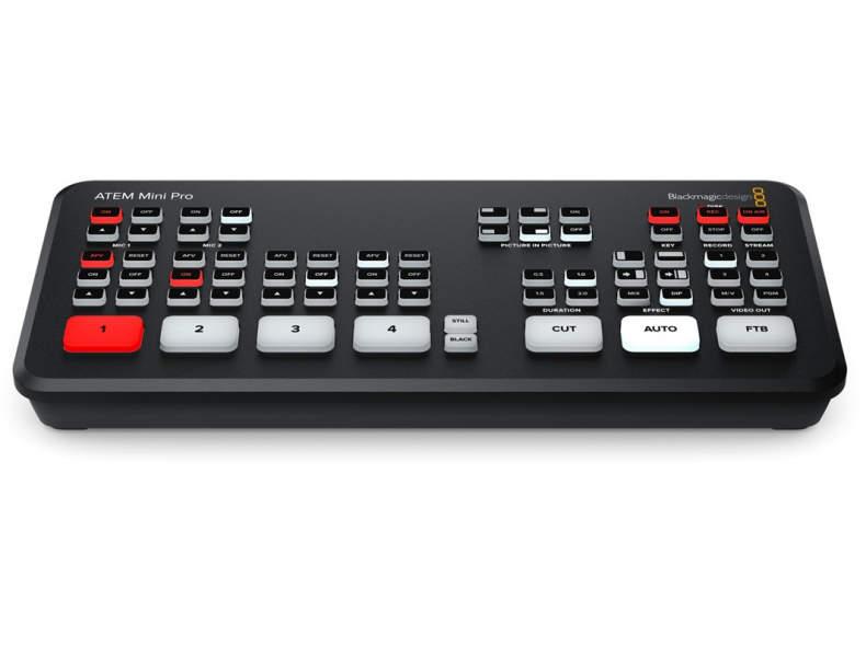 23527 ATEM Mini Pro Videoregie