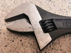 23566 Rollgabelschlüssel 0 - 35 mm
