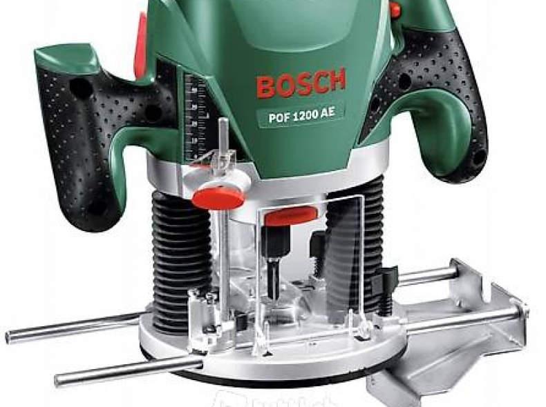 23591 Bosch Oberfräse POF 1200 AE