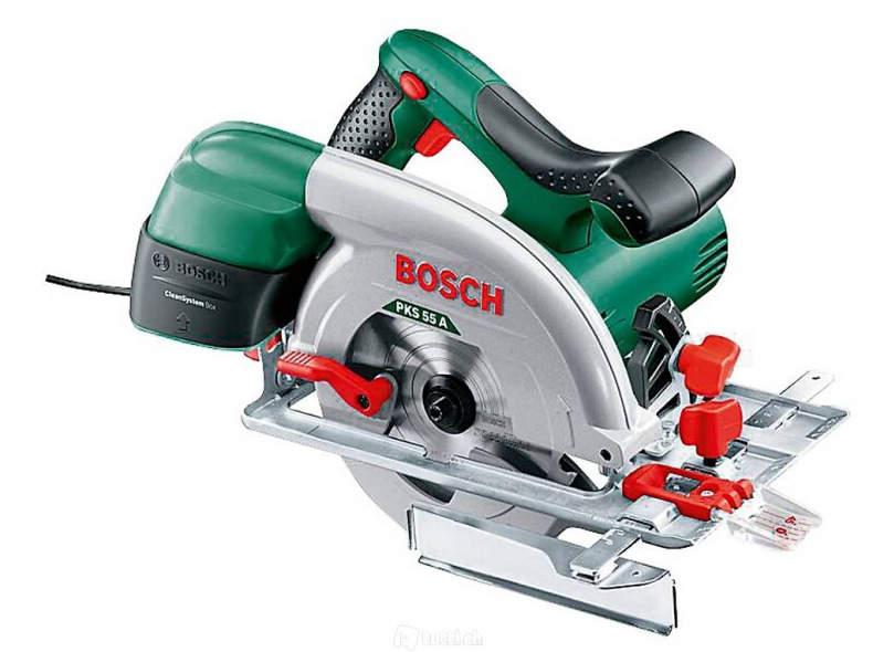 23592 Bosch Handkreissäge PKS 55