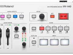 23597 ROLAND VR-1HD AV STREAMING MIXER