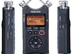 23575 Tascam DR-40 4-Channel / 4-Track