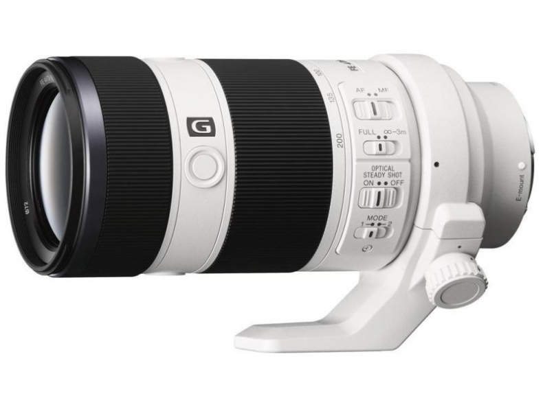 23652 Sony 70-200mm F4 E-Mount Objektiv