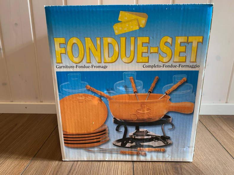 23659 Fondue Set