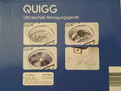 23683 Ultraschall Reinigungsgerät