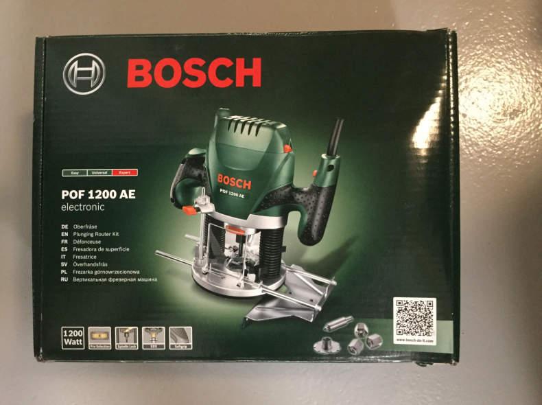 23689 Bosch Oberfräse