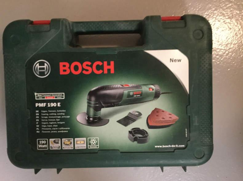 23690 Bosch Multifunktionswerkzeug