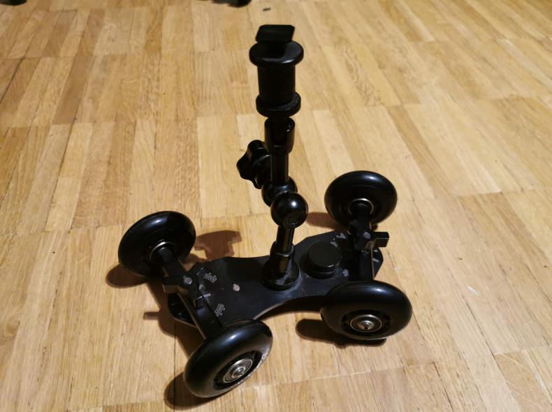 23720 Mini Kameratrolley
