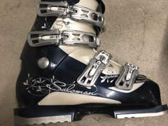 23739 Skischuhe Damen