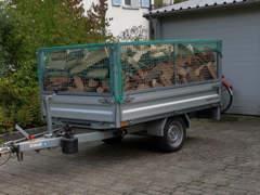 23729 Heckkipper Humbaur 1500kg
