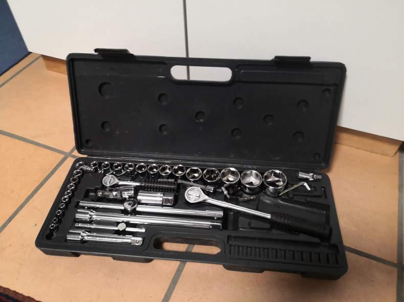 23759 Schraubenschlüssel Set