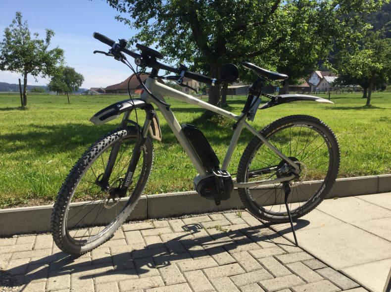 23760 E–Bike 45km/h