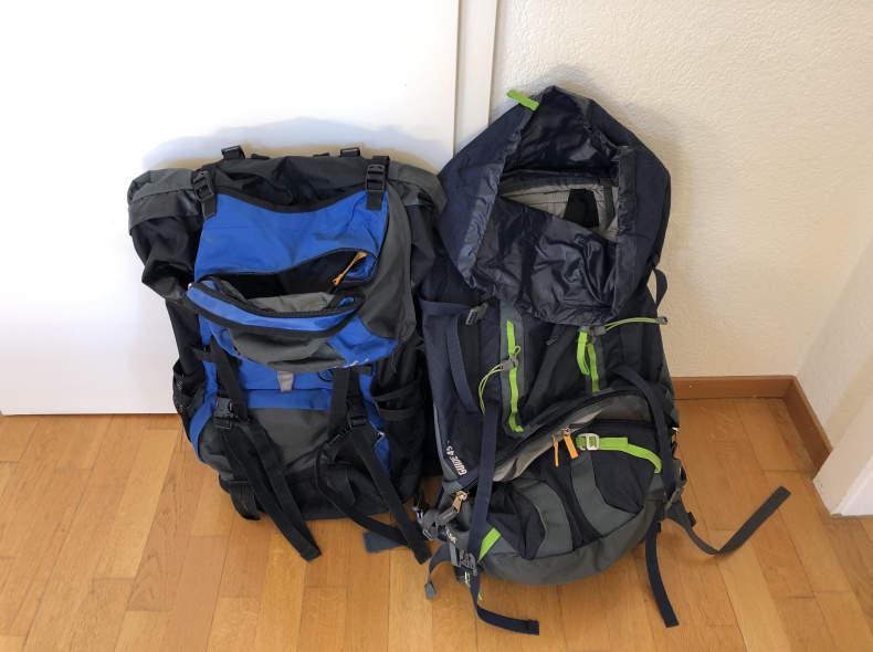 23761 Deuter Reiserücksäcke
