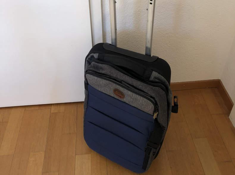23762 Reisekoffer Handgepäck