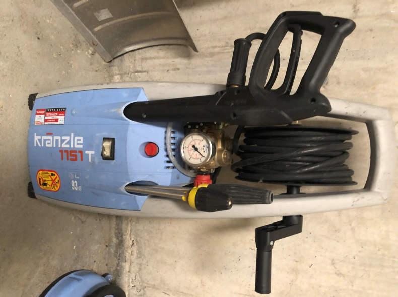 23765 Kränzle Hochdruckreiniger