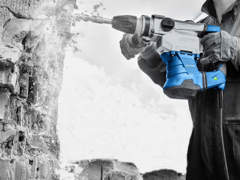 23773 SDS-MAX Bohrhammer TECTOOL TRH 1500