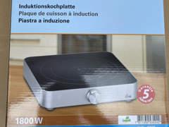 23862 Induktionskochplatte 1800W